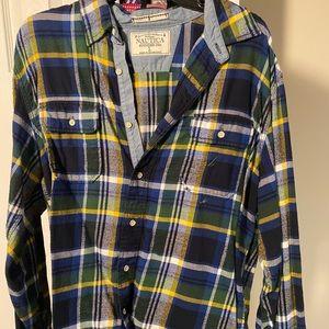 Nautica Flannel Shirt